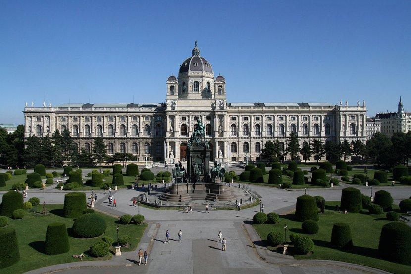 奧地利-維也納-藝術史博物館