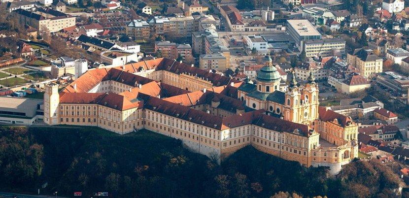 奧地利-瓦豪河谷-梅爾克修道院