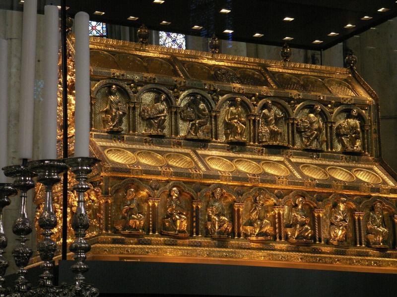 德國-科隆大教堂