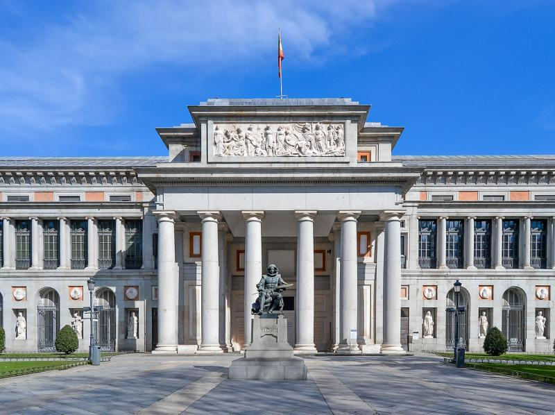 西班牙-馬德里-普拉多博物館