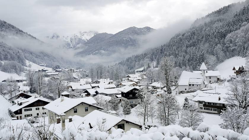 德國-阿爾卑斯山-藍紹Ramsau