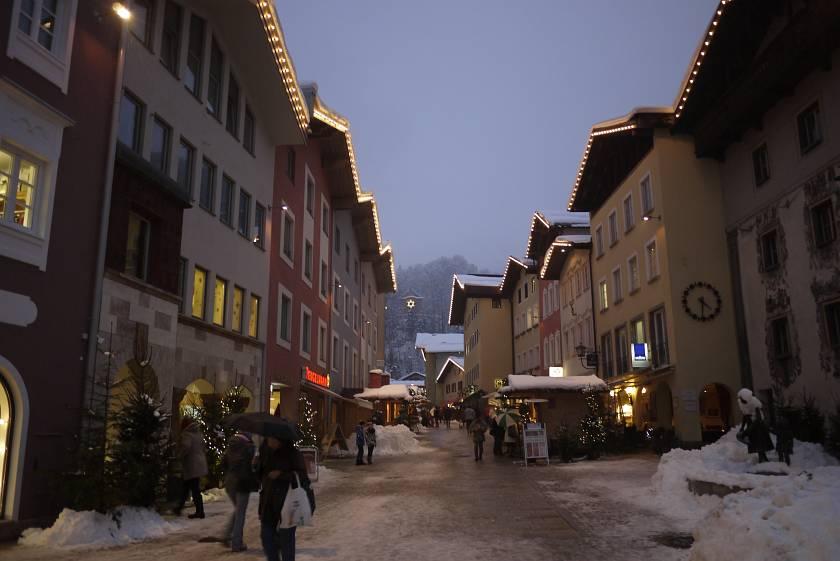 貝希特斯加登Berchtesgaden-聖誕市集