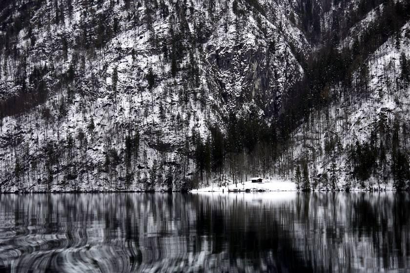 阿爾卑斯山-巴伐利亞-國王湖konigssee