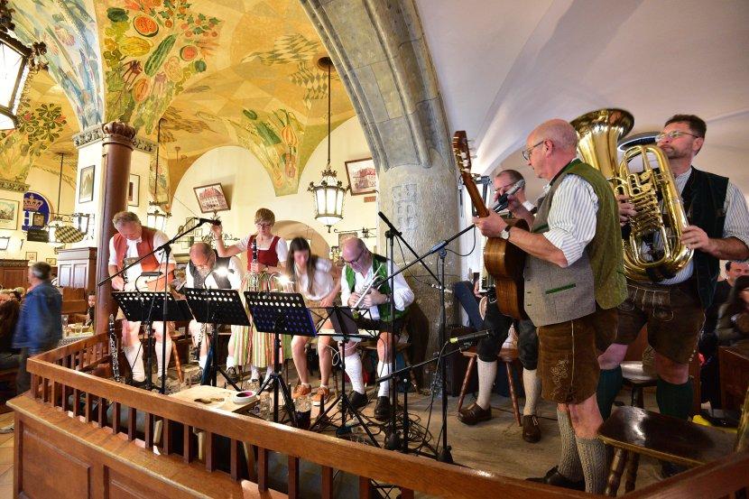 德國-慕尼黑-皇家啤酒屋Hofbräuhaus