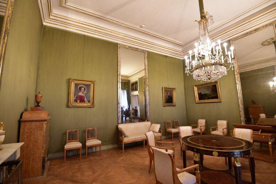德國-慕尼黑-寧芬堡宮-閱讀室