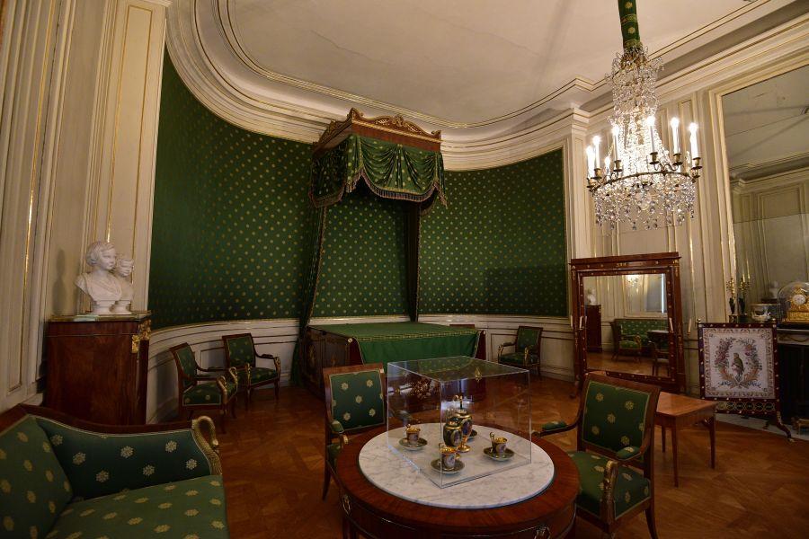 德國-慕尼黑-寧芬堡宮-皇后寢室