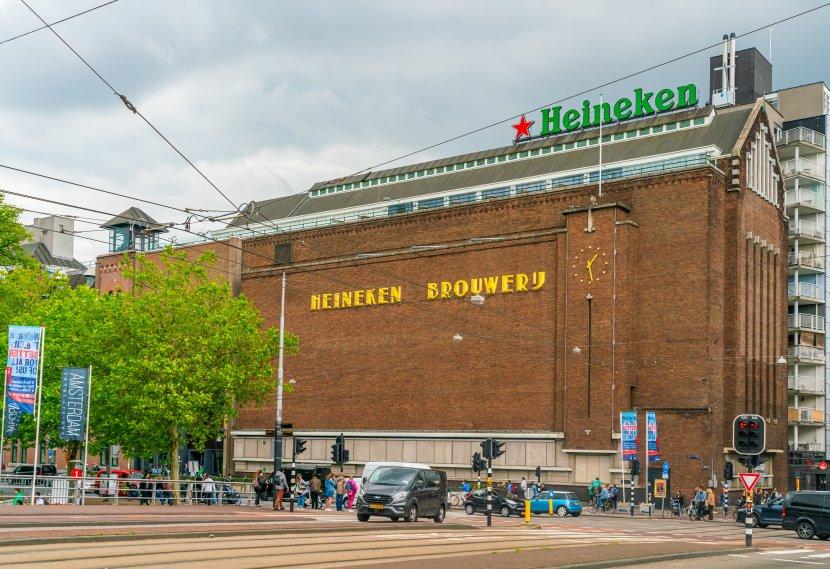 荷蘭-阿姆斯特丹-海尼根體驗
