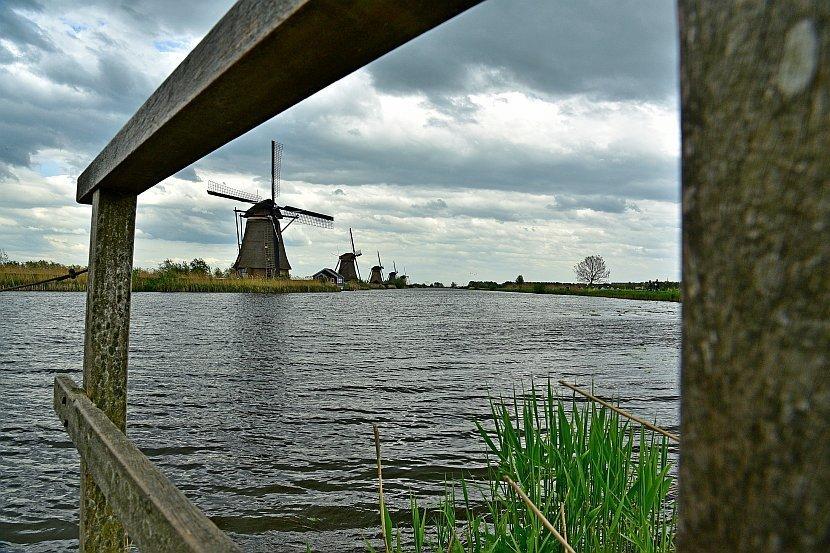 荷蘭-鹿特丹-小孩堤防(Kinderdijk)