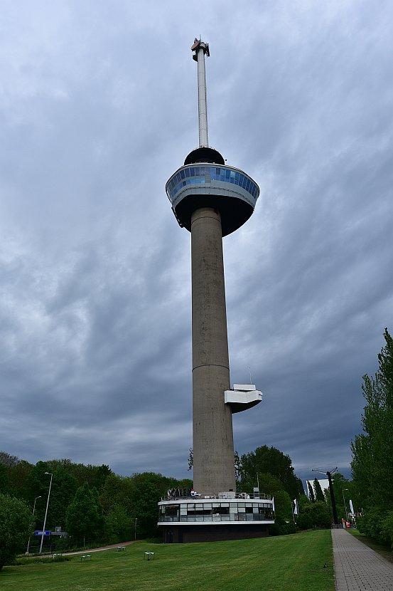 荷蘭-鹿特丹-歐洲之桅(Euromast)