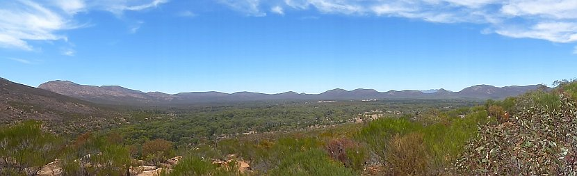 澳洲-南澳-Flinders Range-Ikara-Flinders Ranges National Park