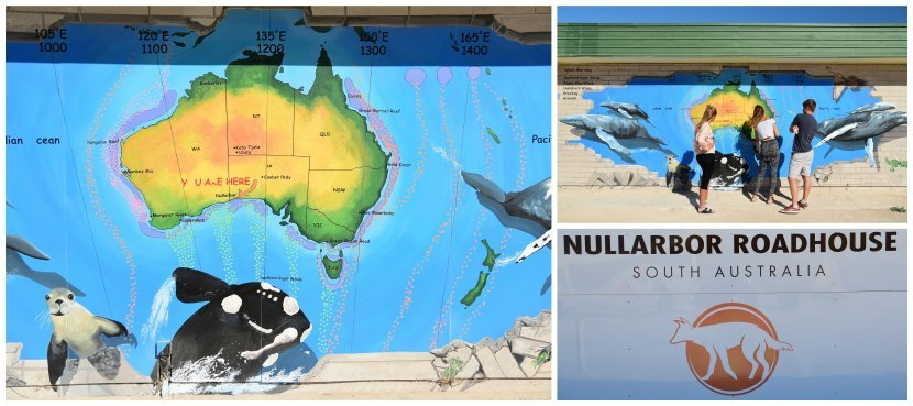 澳洲-南澳-Nullarbor Roadhouse