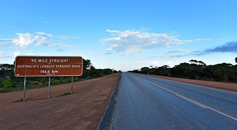 澳洲-西澳-90 MILE STRAIGHT