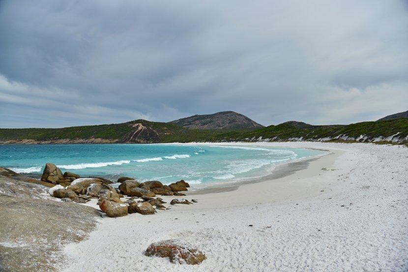 澳洲-西澳-大海角公園Cape Le Grand-Hellfire Bay