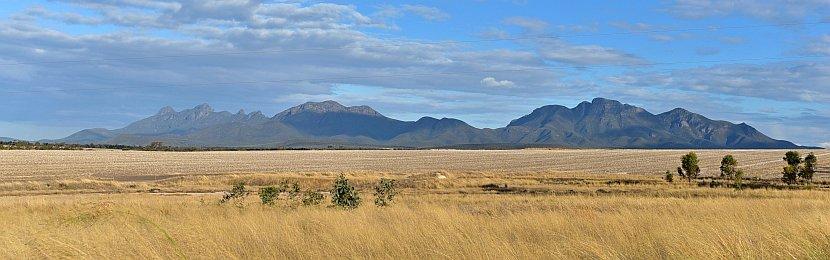 澳洲-西澳-Stirling Range