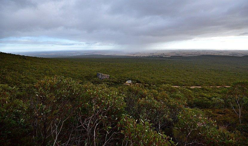 澳洲-西澳-Stirling Range-Mt Trio