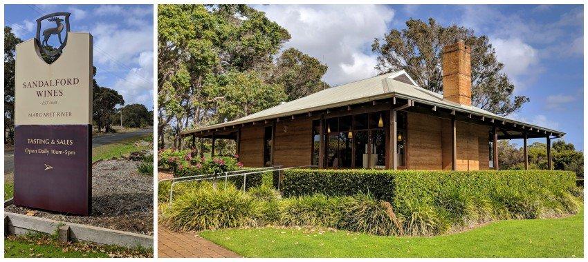 西澳-瑪格麗特河-Sandalford Wines