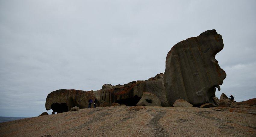 澳洲-袋鼠島-Flinders Chase國家公園Remarkable Rock