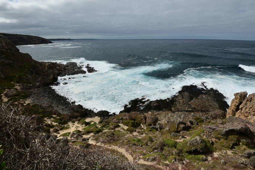 澳洲-袋鼠島-Flinders Chase國家公園Admirals Arch