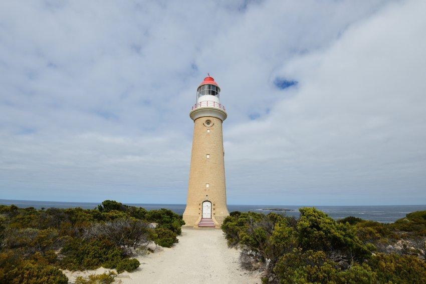 澳洲-袋鼠島-Flinders Chase國家公園Cape Du Couedic燈塔
