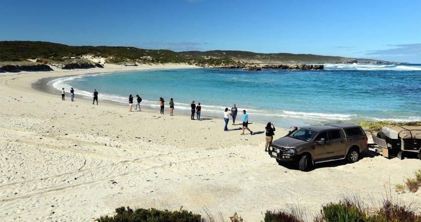 澳洲-袋鼠島-Hanson Bay