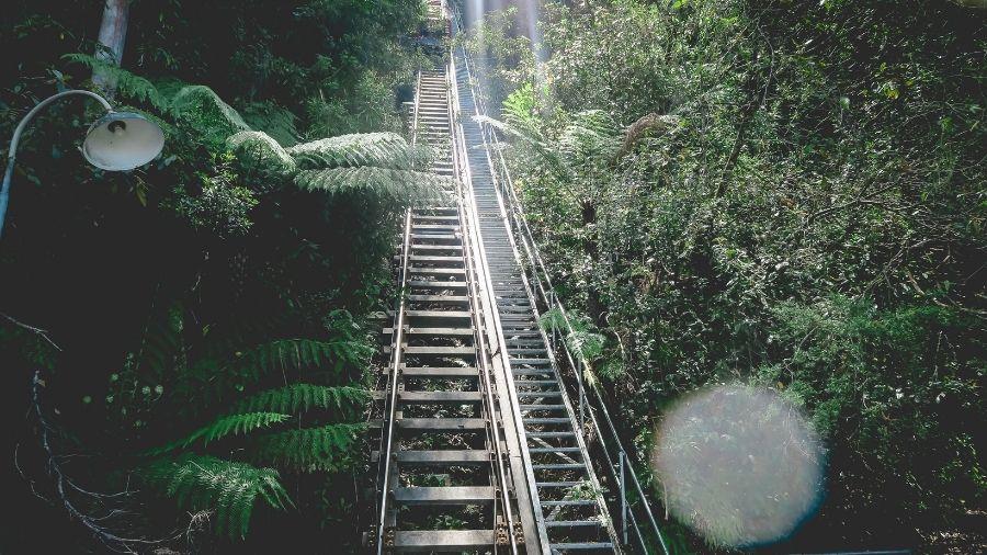澳洲-藍山國家公園-景觀世界