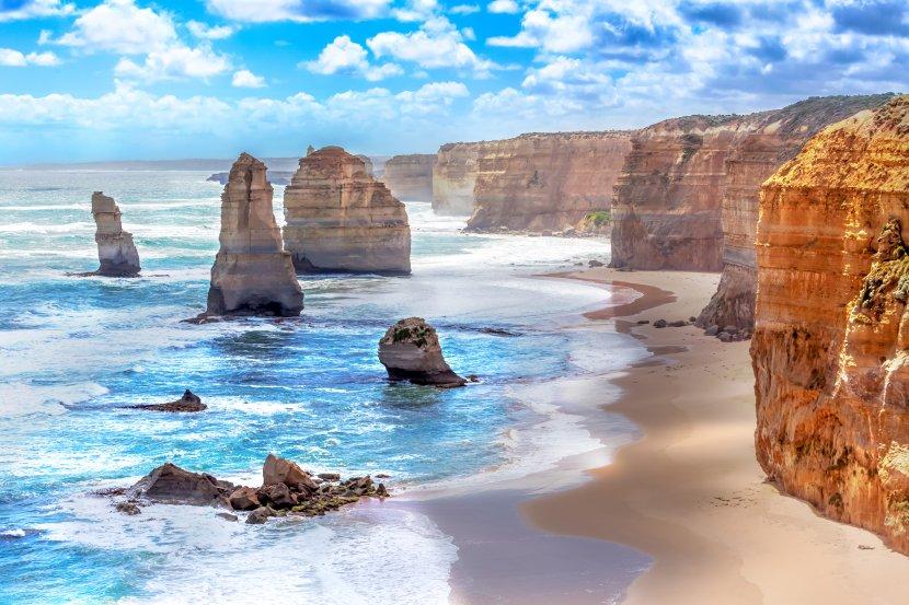 澳洲-大洋路-十二使徒岩