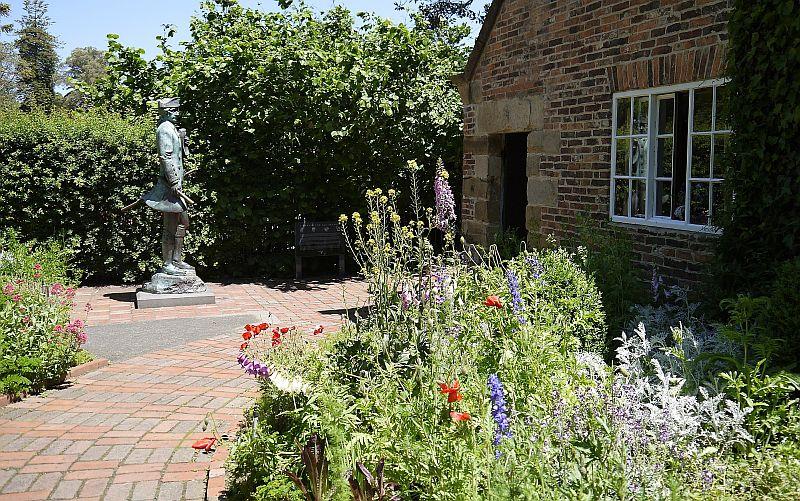 澳洲-墨爾本-斐茲洛伊花園 Fitzroy Gardens