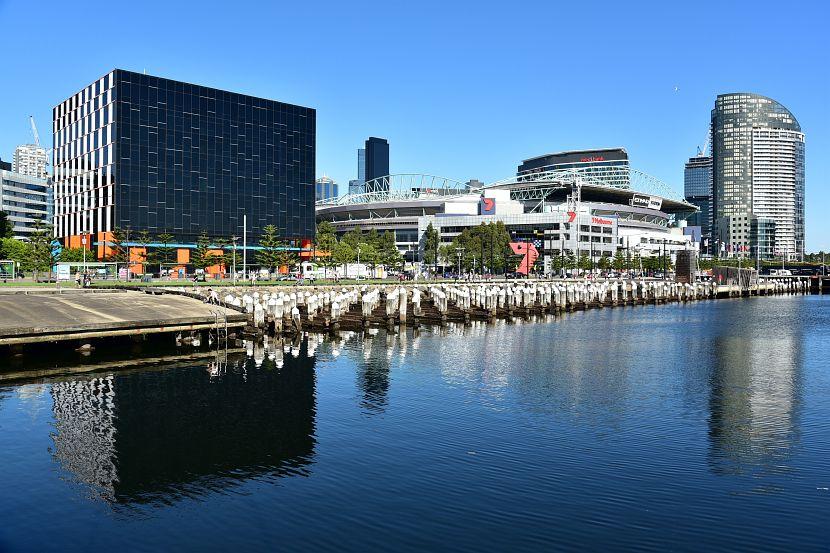 墨爾本-Docklands濱海港區