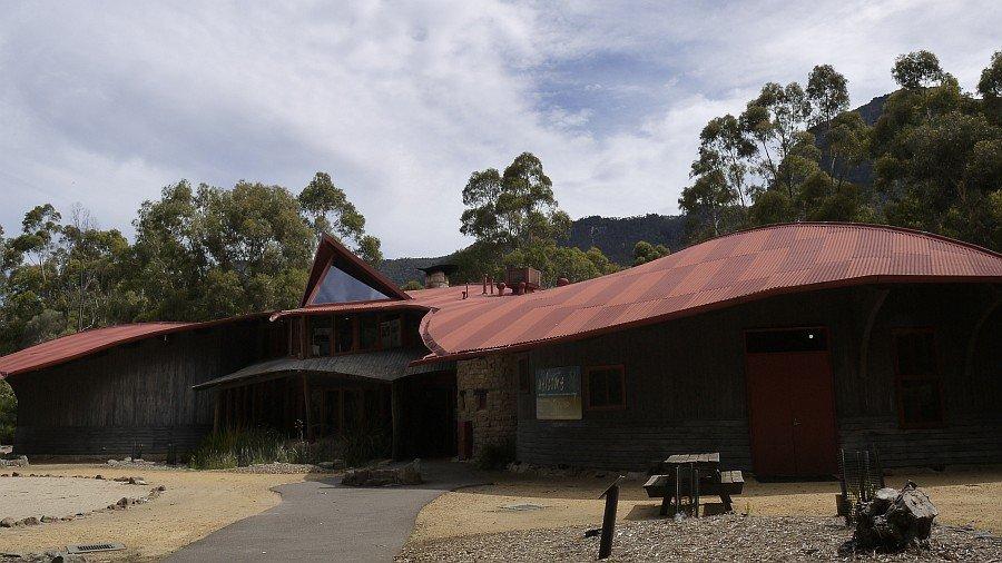 澳洲-格蘭坪國家公園-Brambuk - The National Park & Cultural Centre