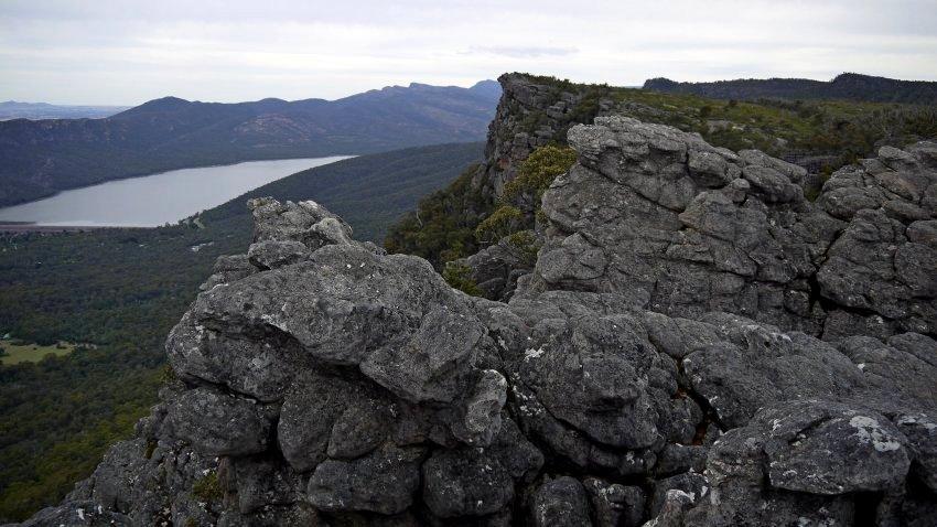 墨爾本-格蘭坪國家公園-The Pinnacle