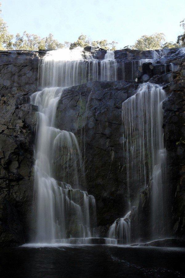墨爾本-格蘭坪國家公園-MacKenzie Falls Falls