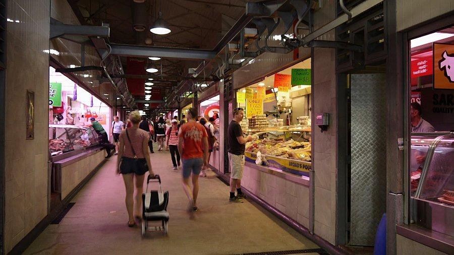澳洲-墨爾本-維多利亞女王市場