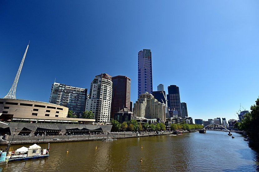澳洲-墨爾本-South Bank