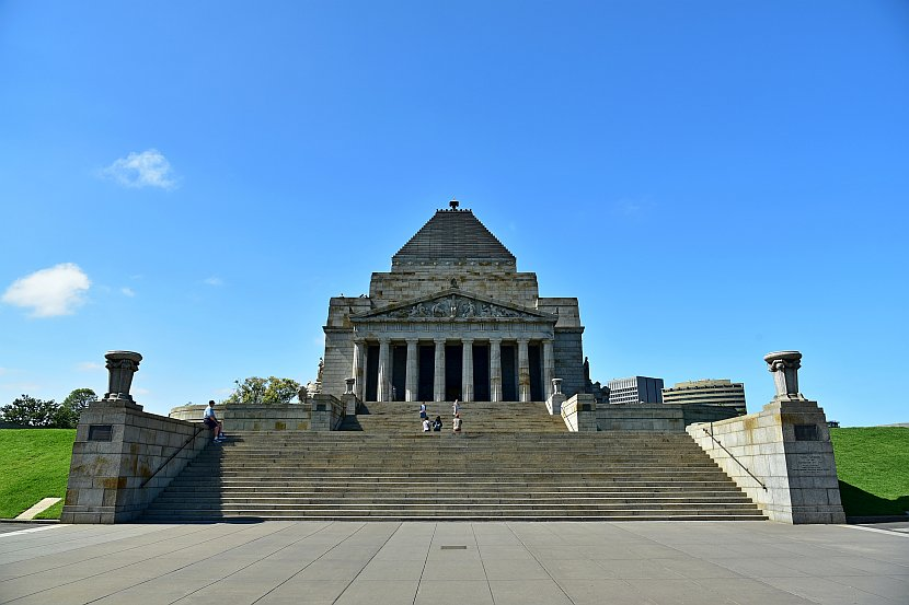 澳洲-墨爾本-墨爾本戰爭紀念館