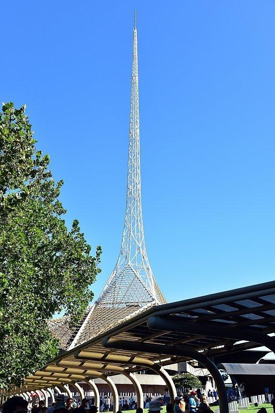 澳洲-墨爾本-維多利亞藝術中心Arts Centre Melbourne