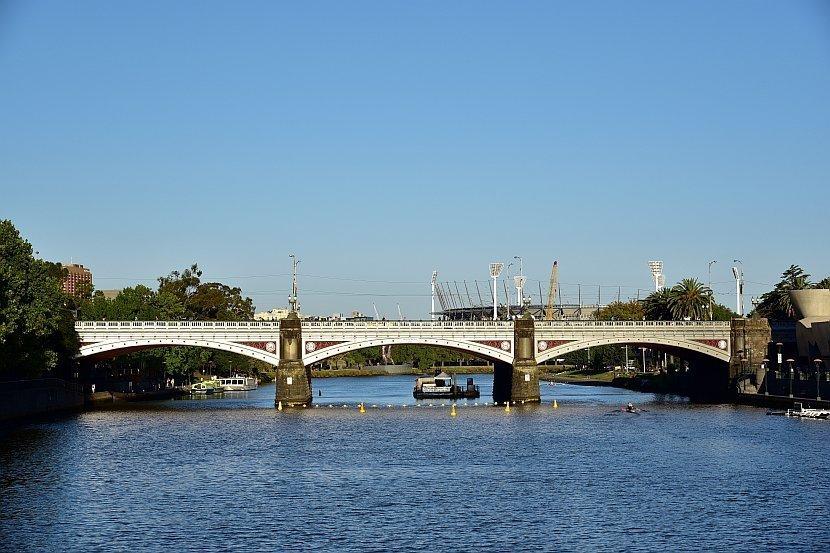 澳洲-墨爾本-Princes Bridge(王子橋)