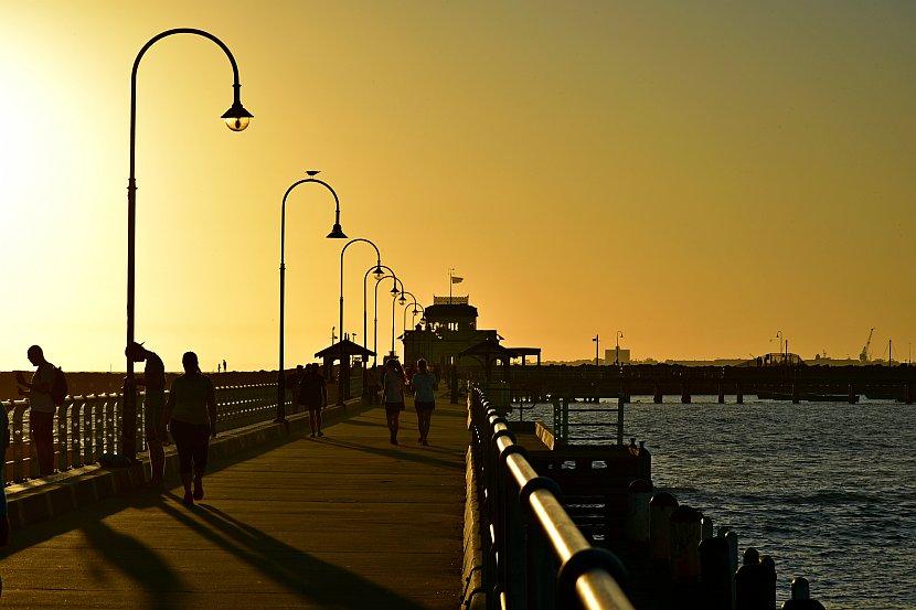 澳洲-墨爾本-St Kilda Pavilion