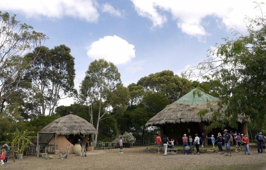 澳洲-墨爾本-威勒比開放動物園Werribee Open Range Zoo