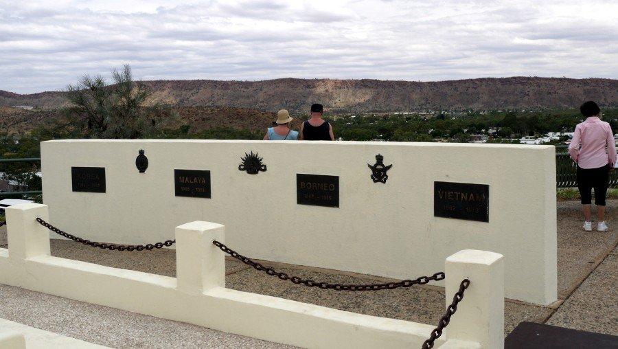 澳洲-北領地-愛麗絲泉-Anzac Hill