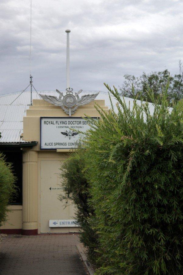 澳洲-北領地-愛麗絲泉-空中醫院