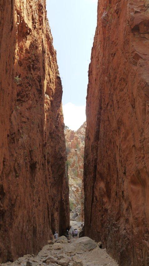澳洲-West MacDonnell Ranges-Standley Chasm