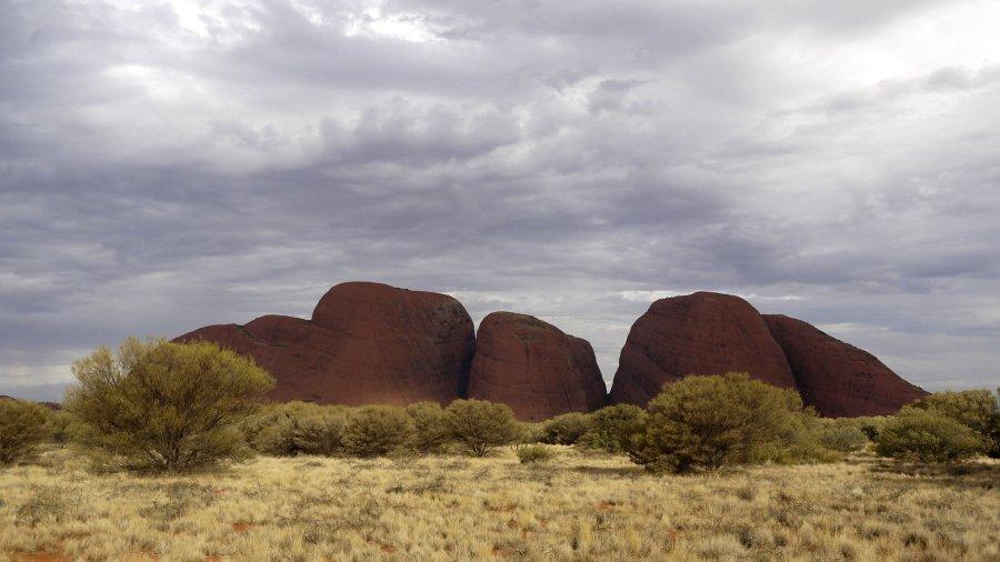 澳洲-北領地-卡塔丘塔