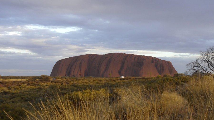澳洲-北領地-烏魯魯