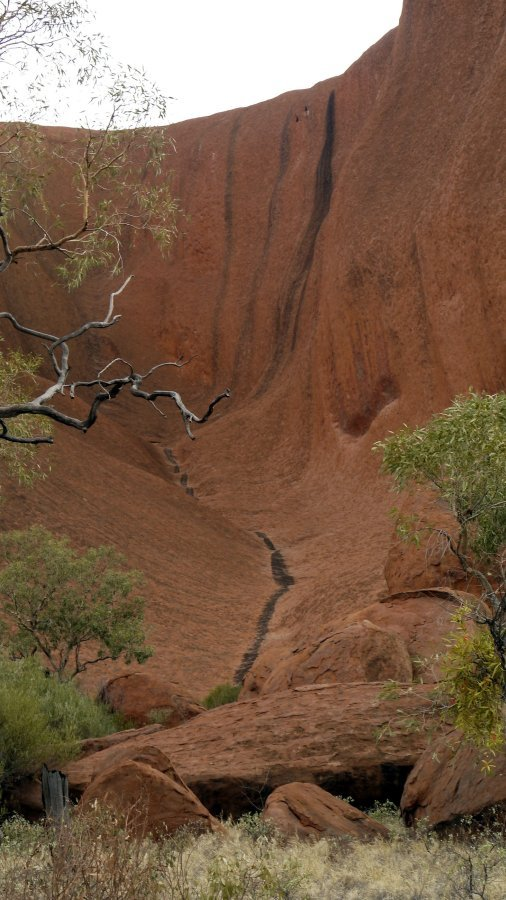 澳洲-北領地-烏魯魯base walk