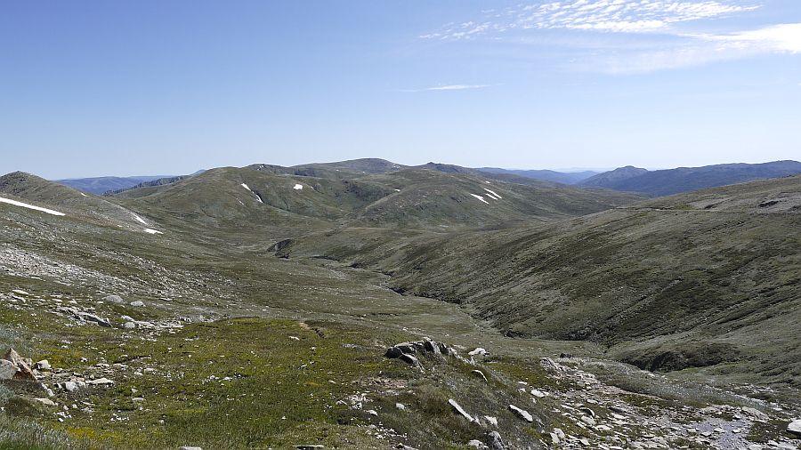 雪梨雪山Snowy Mountain - 科修斯特山Mount Kosciusko
