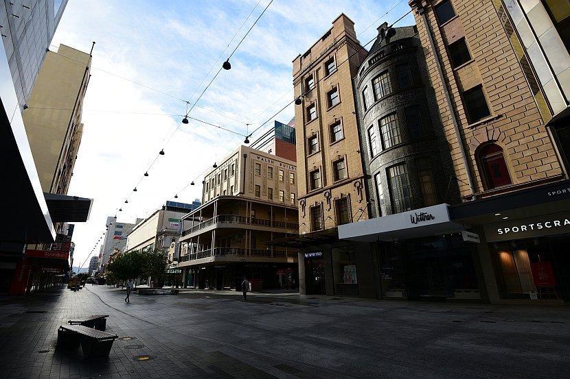 澳洲-南澳洲-阿德雷德-藍道街(Rundle Street)