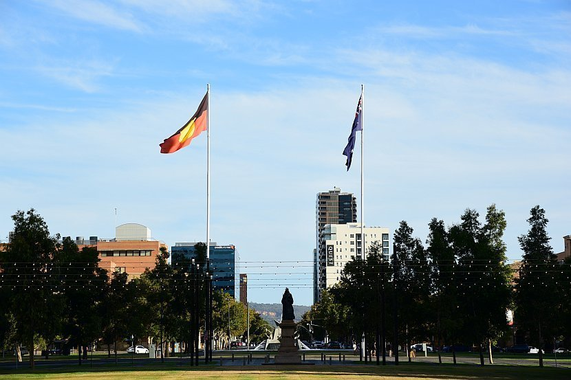 澳洲-南澳洲-阿德雷德-維多利亞廣場(Victoria Square Tarntanyangga)