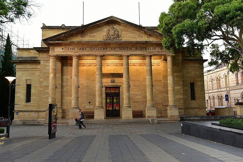 澳洲-南澳洲-阿德雷德-南澳洲美術館