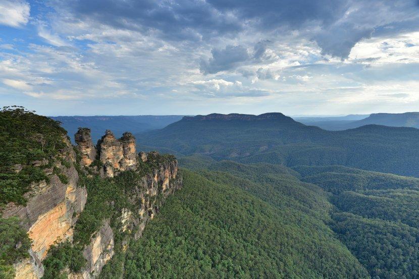 澳洲-雪梨-藍山國家公園
