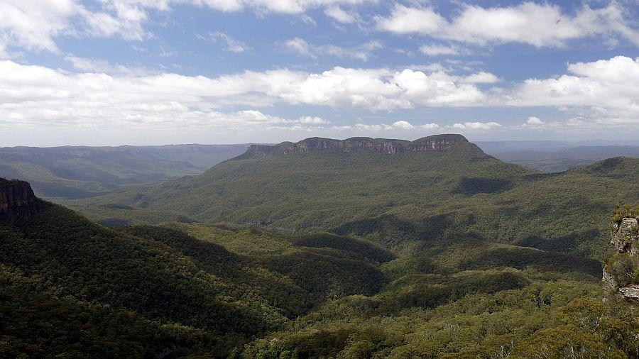 澳洲-雪梨-藍山